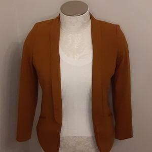 H&M Light Brown Womens Blazer